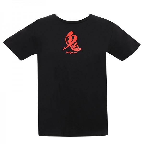 Oni T-Shirt Schwarz