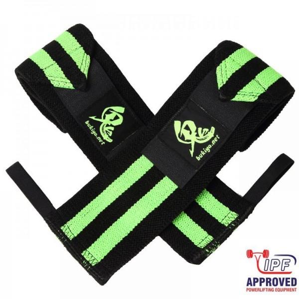 Oni Wrist Wraps Emerald