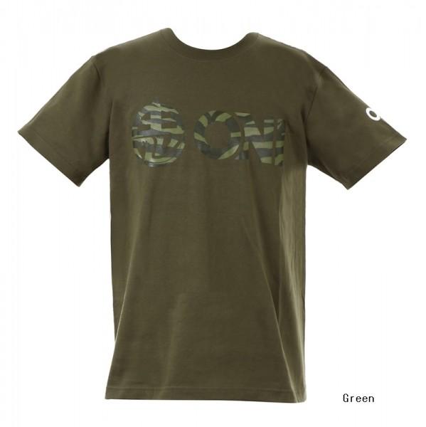 Oni T-Shirt Grip grün